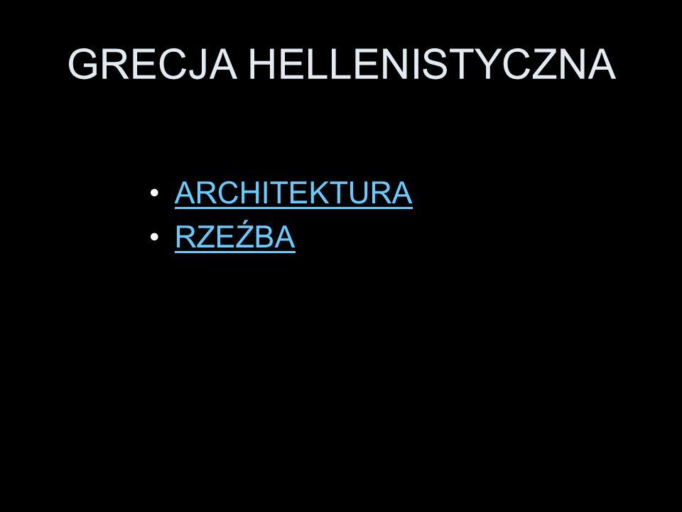 GRECJA HELLENISTYCZNA