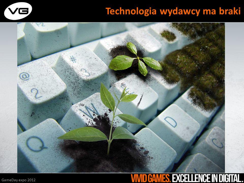 Technologia wydawcy ma braki