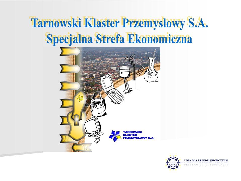 Tarnowski Klaster Przemysłowy S.A. Specjalna Strefa Ekonomiczna