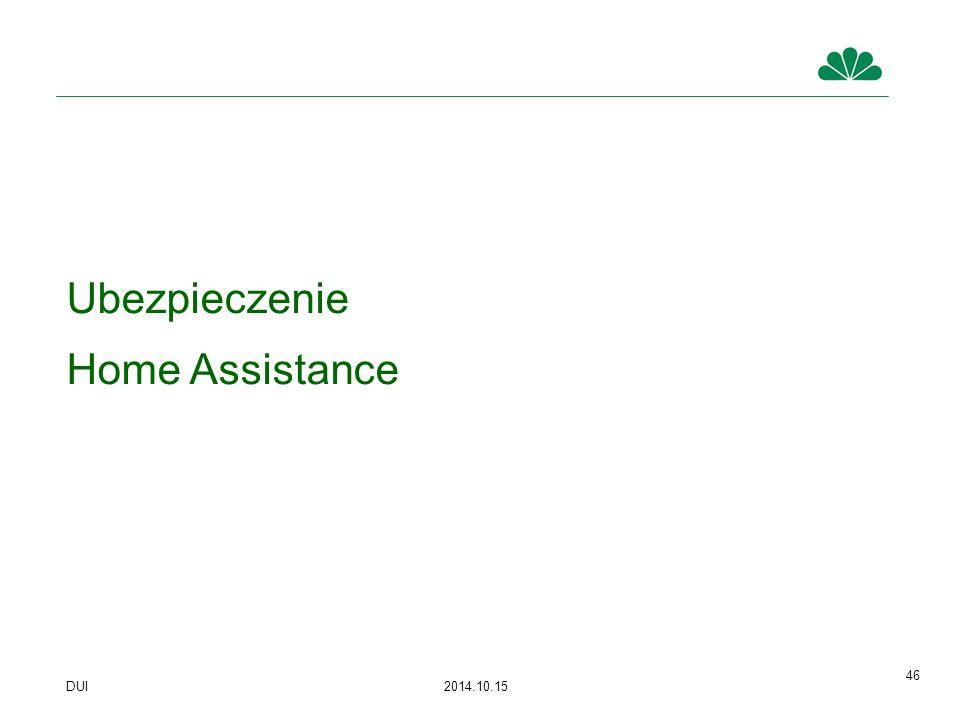 Ubezpieczenie Home Assistance 46