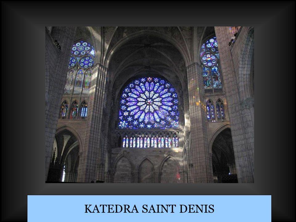 KATEDRA SAINT DENIS