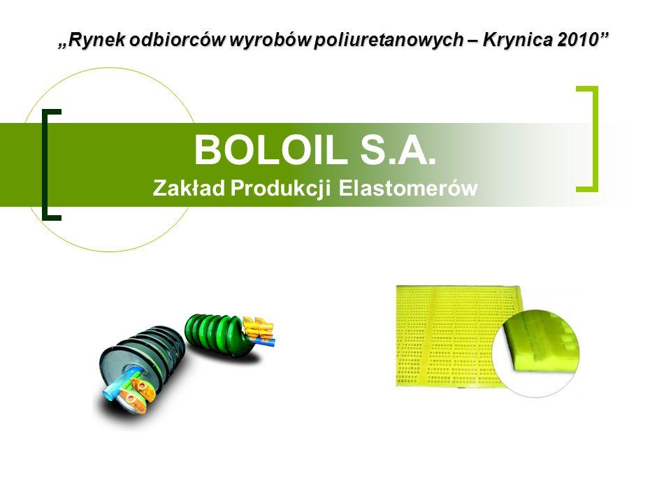 BOLOIL S.A. Zakład Produkcji Elastomerów