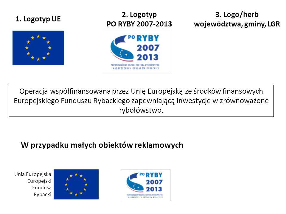 3. Logo/herb województwa, gminy, LGR