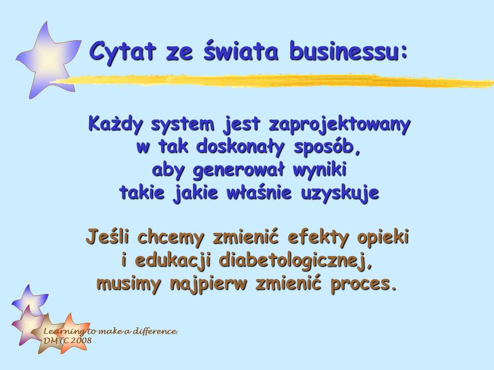 Cytat ze świata businessu: