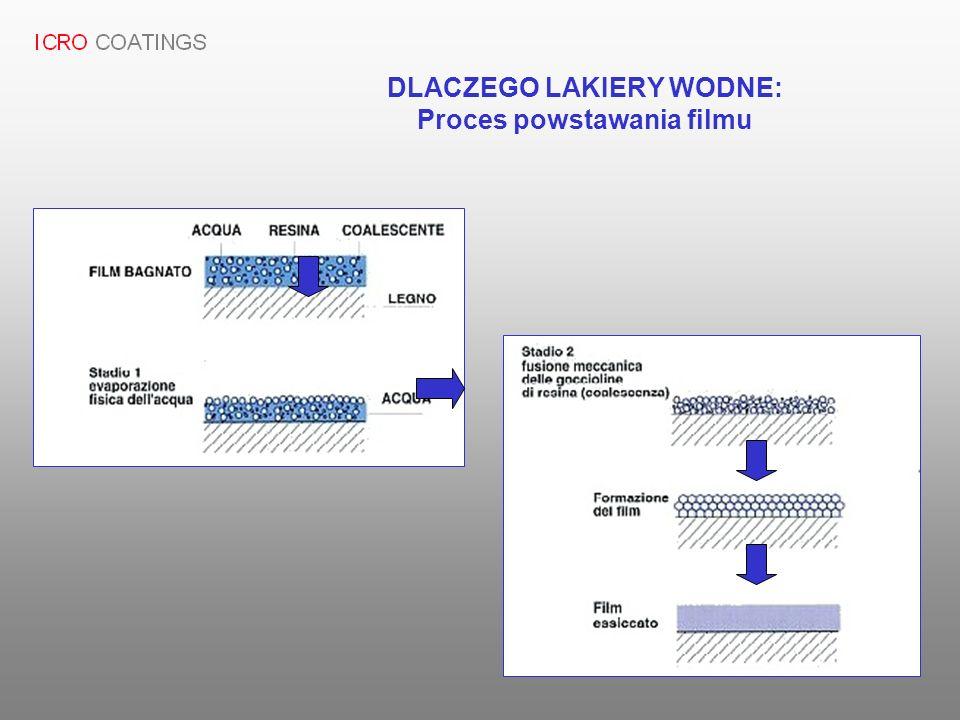 DLACZEGO LAKIERY WODNE: Proces powstawania filmu