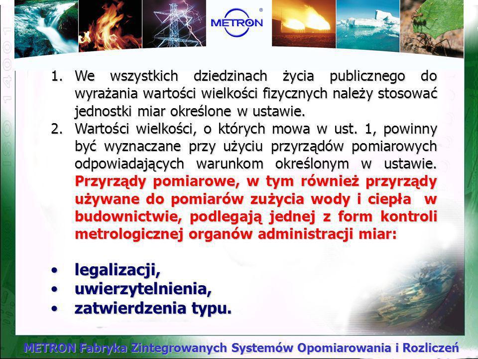legalizacji, uwierzytelnienia, zatwierdzenia typu.