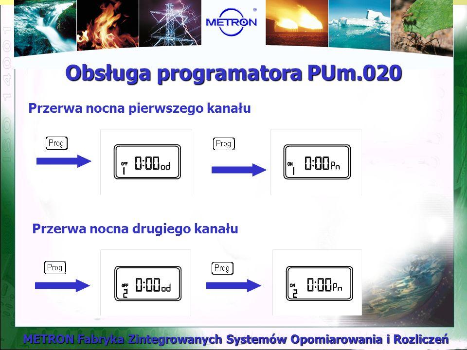Obsługa programatora PUm.020
