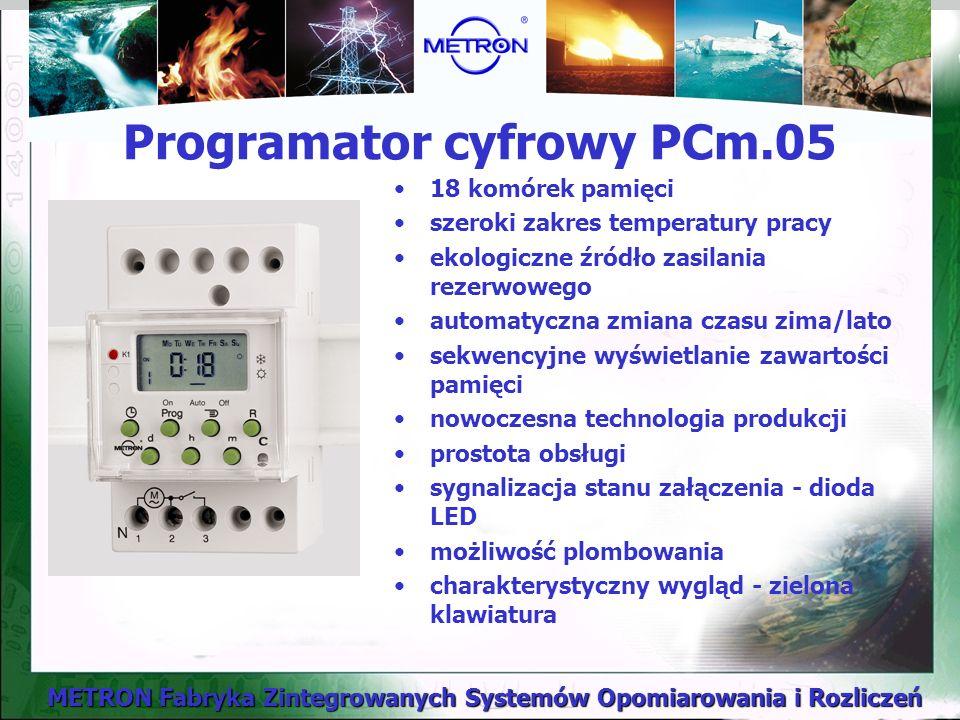 Programator cyfrowy PCm.05