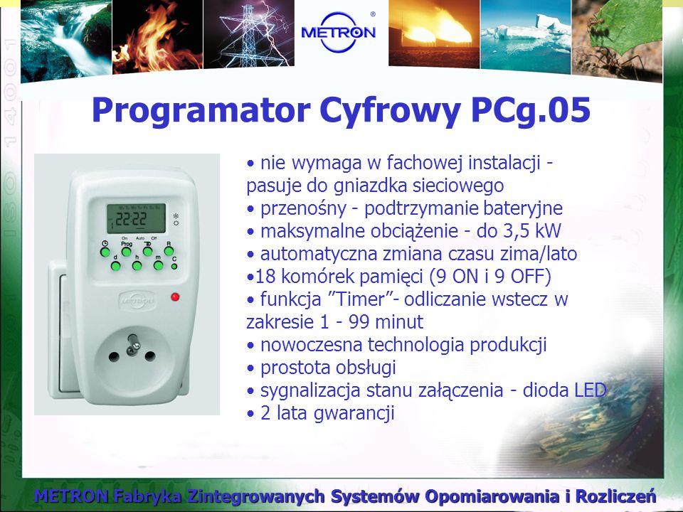 Programator Cyfrowy PCg.05