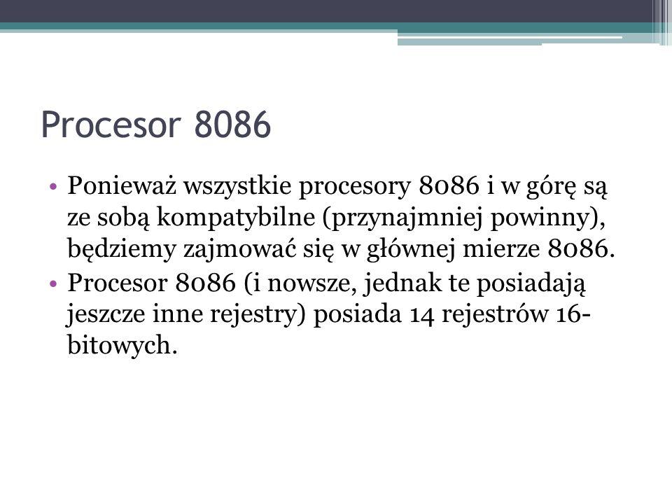Procesor 8086