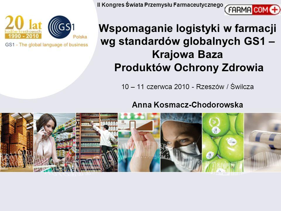 Produktów Ochrony Zdrowia Anna Kosmacz-Chodorowska