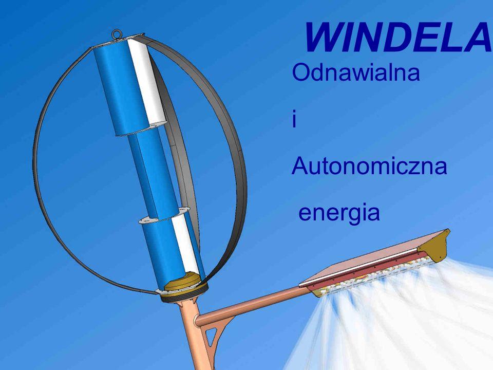WINDELA Odnawialna i Autonomiczna energia