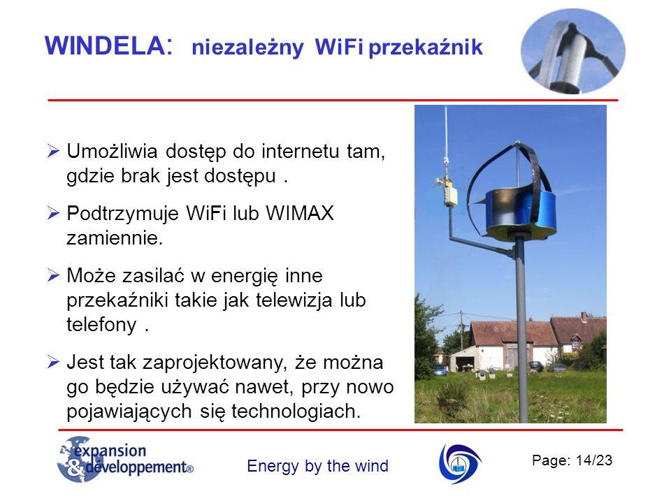 WINDELA: niezależny WiFi przekaźnik
