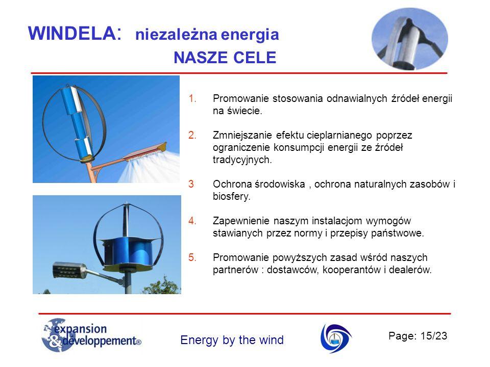 WINDELA: niezależna energia