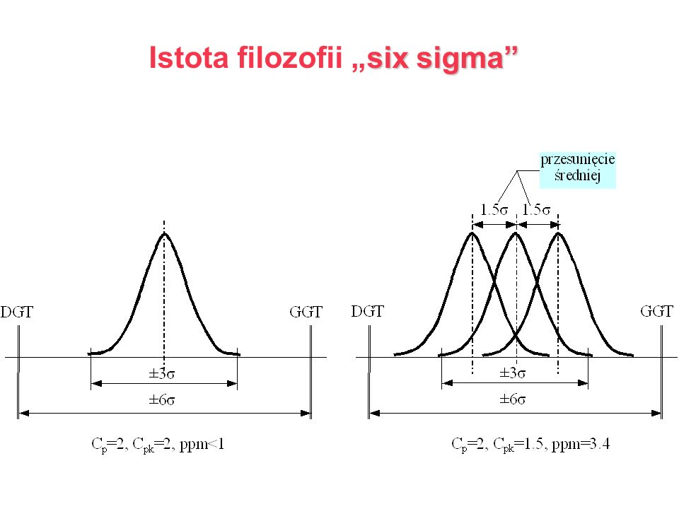 """Istota filozofii """"six sigma"""