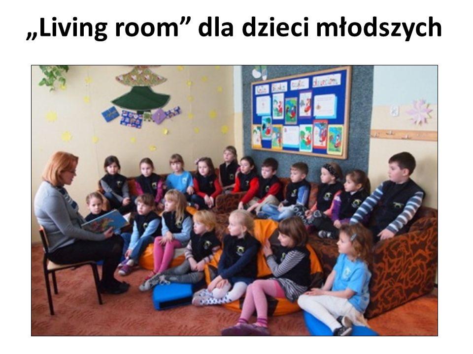 """""""Living room dla dzieci młodszych"""