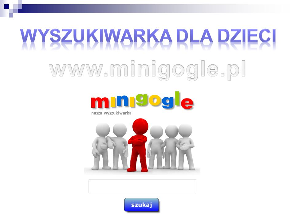 Wyszukiwarka dla dzieci