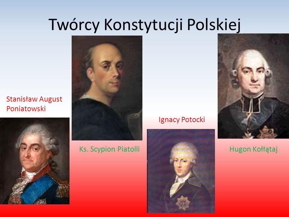 Twórcy Konstytucji Polskiej