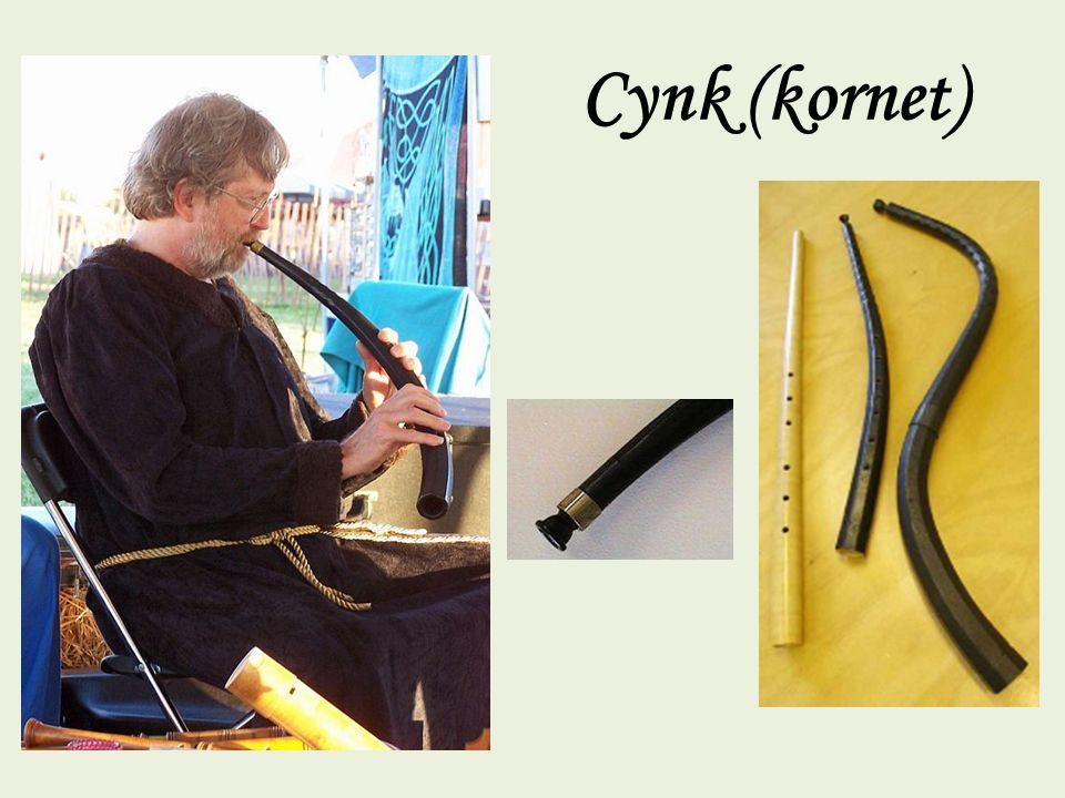 Cynk (kornet)