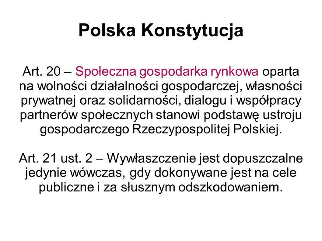 Polska Konstytucja