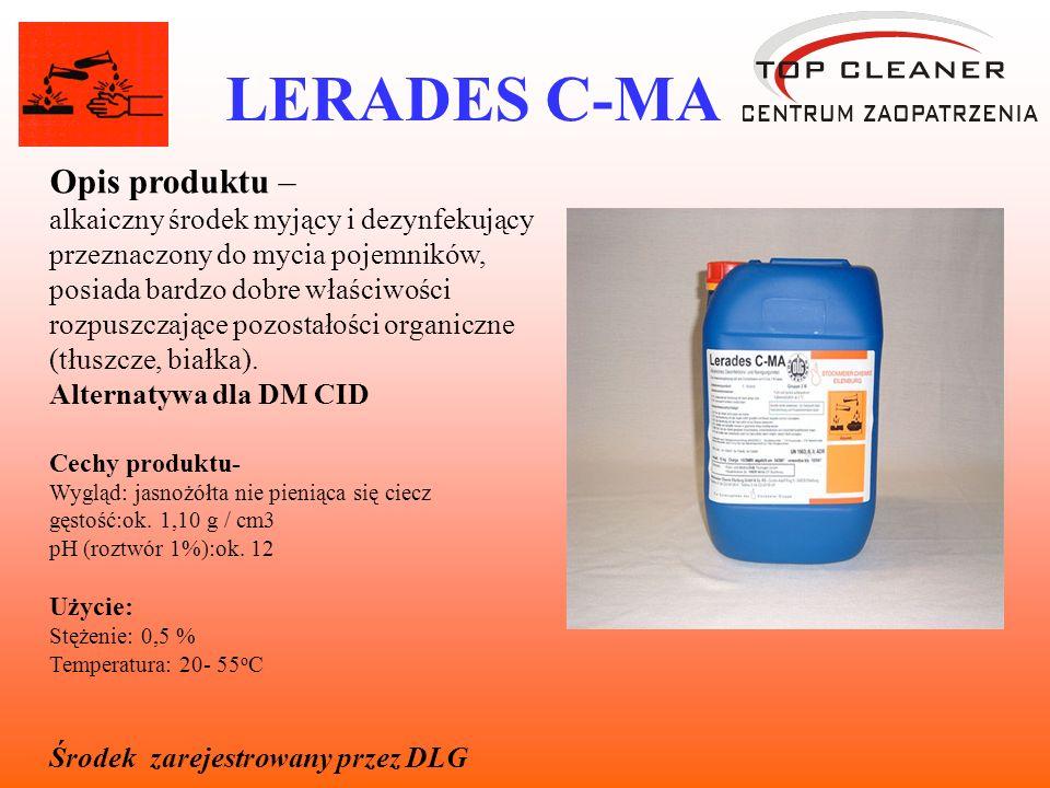 LERADES C-MA Opis produktu –