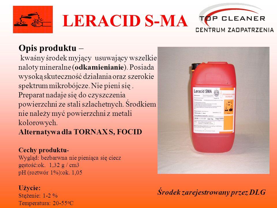 LERACID S-MA Opis produktu –