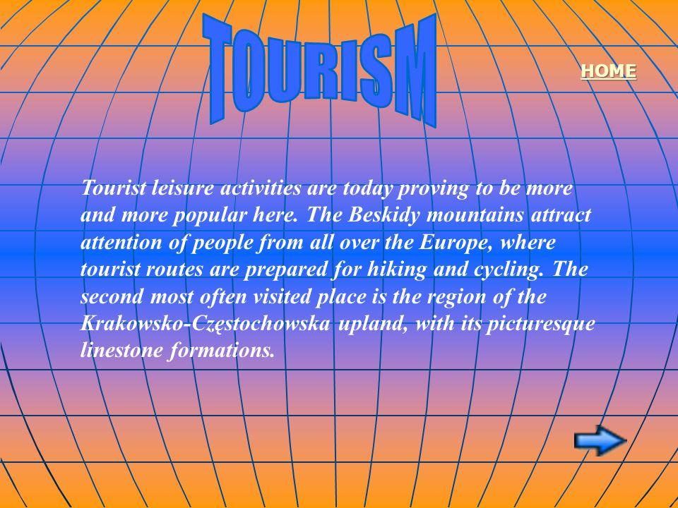 TOURISM HOME.