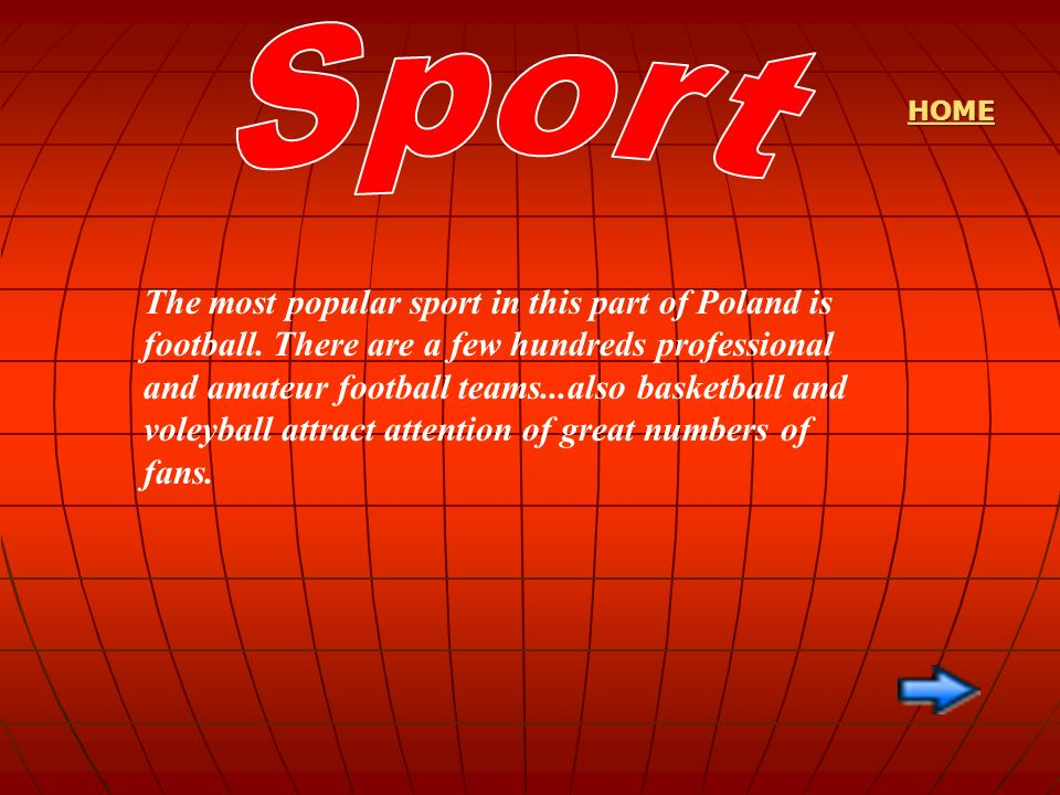 HOME Sport.