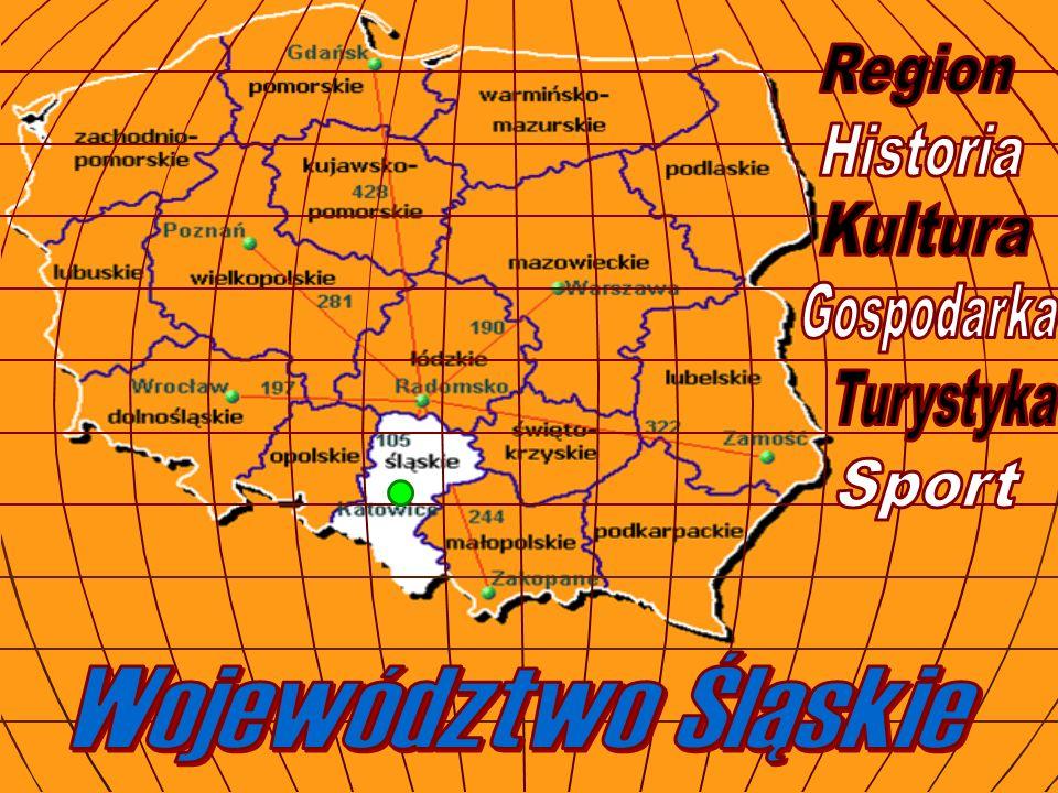 Region Historia Kultura Gospodarka Turystyka Sport Województwo Śląskie