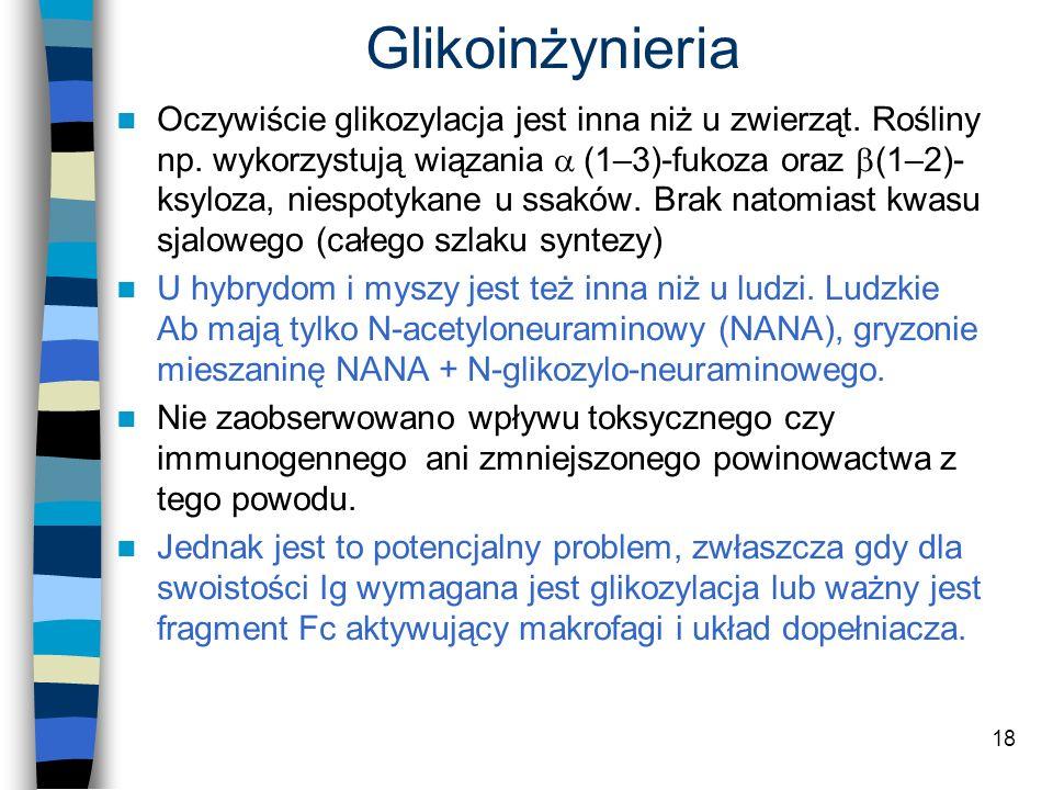 Glikoinżynieria