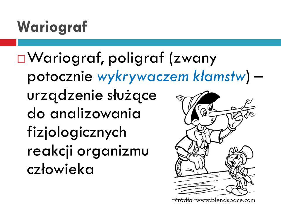 Wariograf