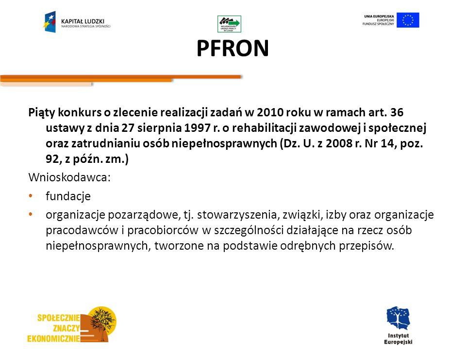 PFRON
