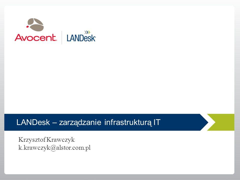 LANDesk – zarządzanie infrastrukturą IT