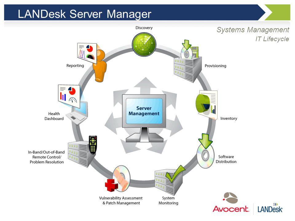 LANDesk Server Manager