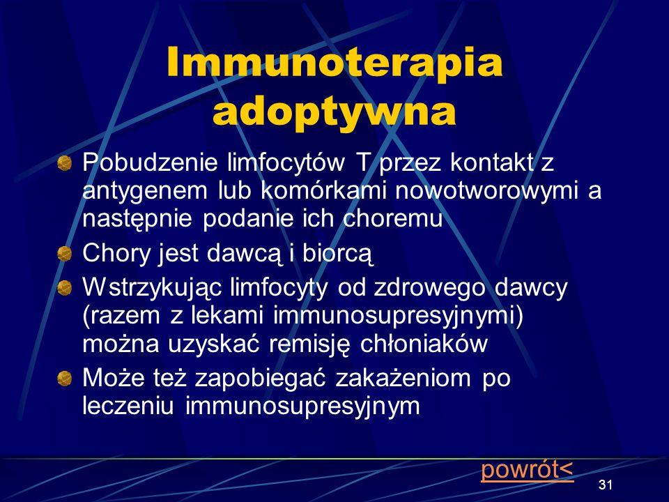 Immunoterapia adoptywna