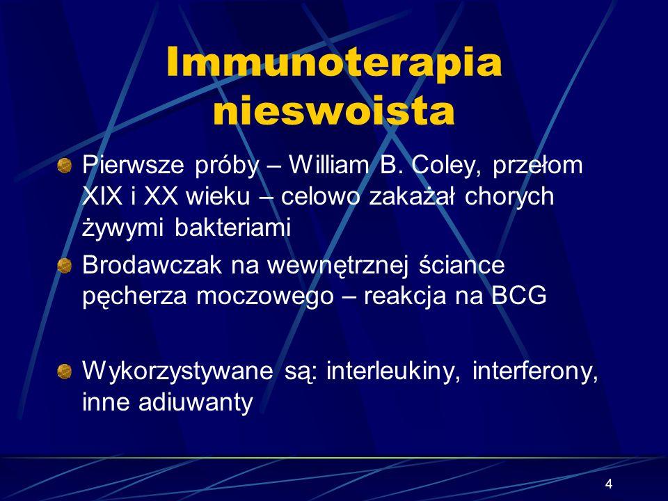 Immunoterapia nieswoista