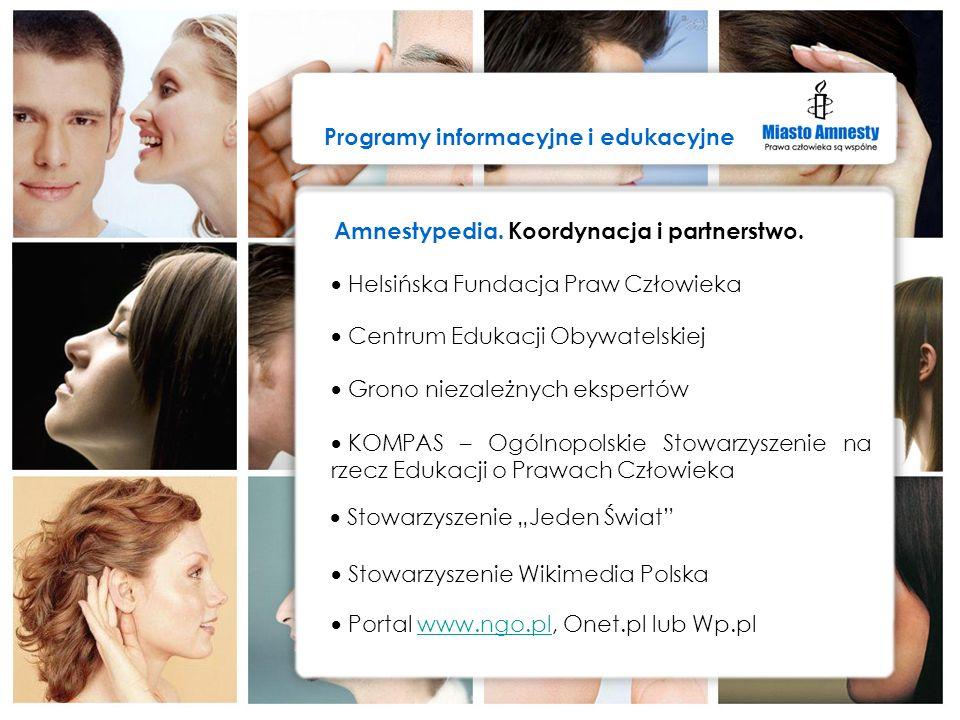 Programy informacyjne i edukacyjne