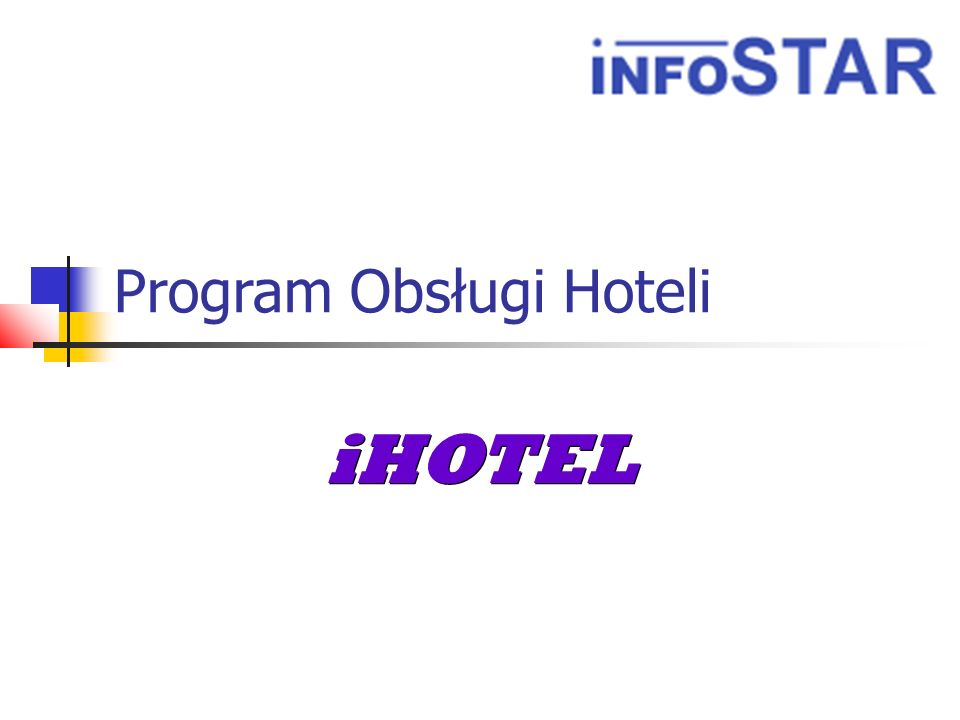 Program Obsługi Hoteli