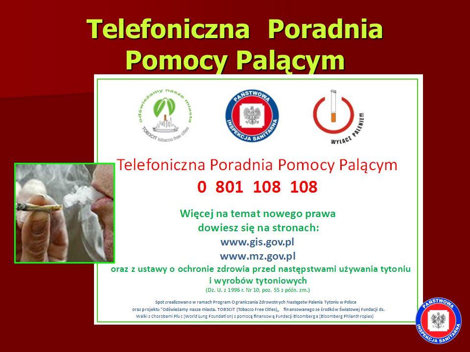 Telefoniczna Poradnia Pomocy Palącym