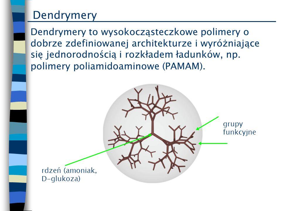 Dendrymery