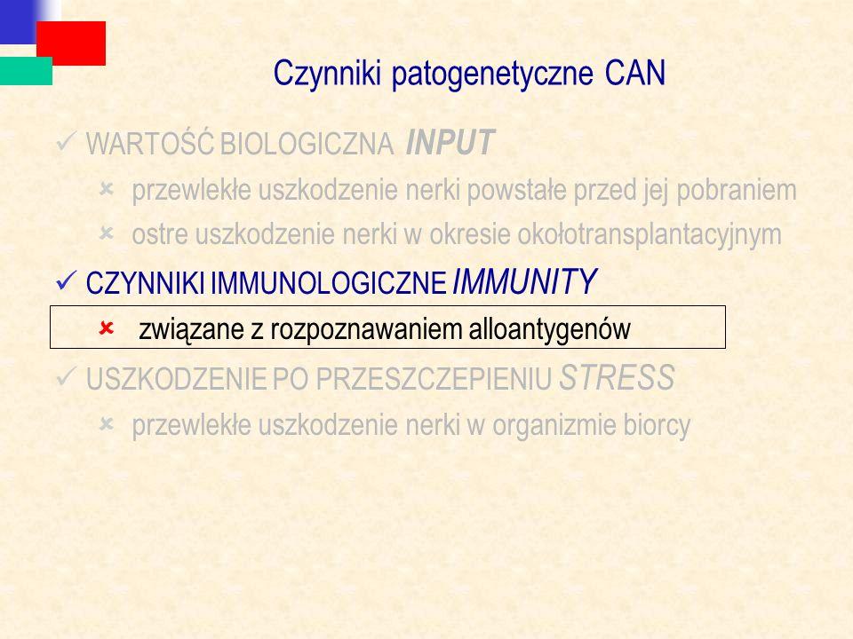 Czynniki patogenetyczne CAN