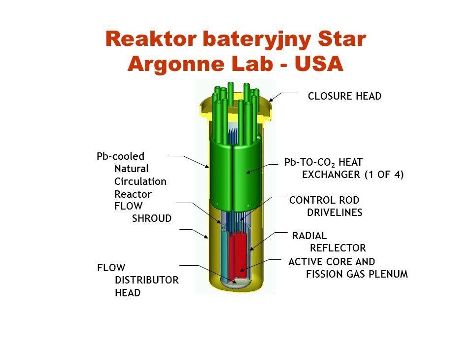 Reaktor bateryjny Star