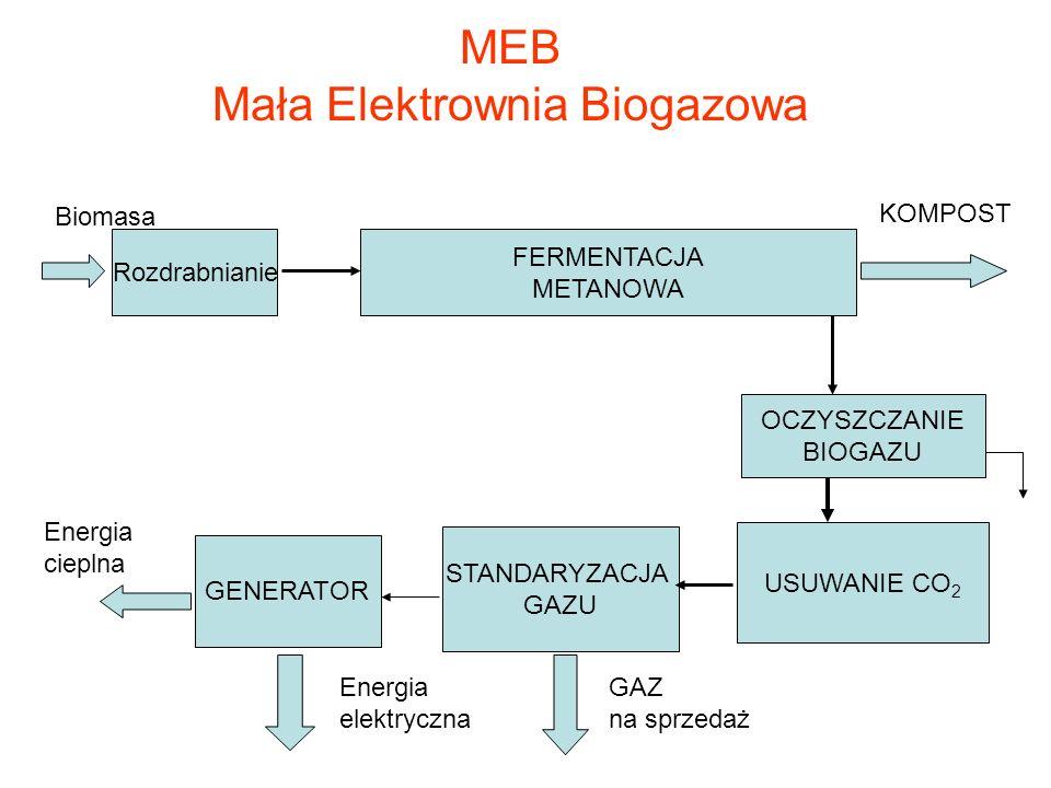 MEB Mała Elektrownia Biogazowa