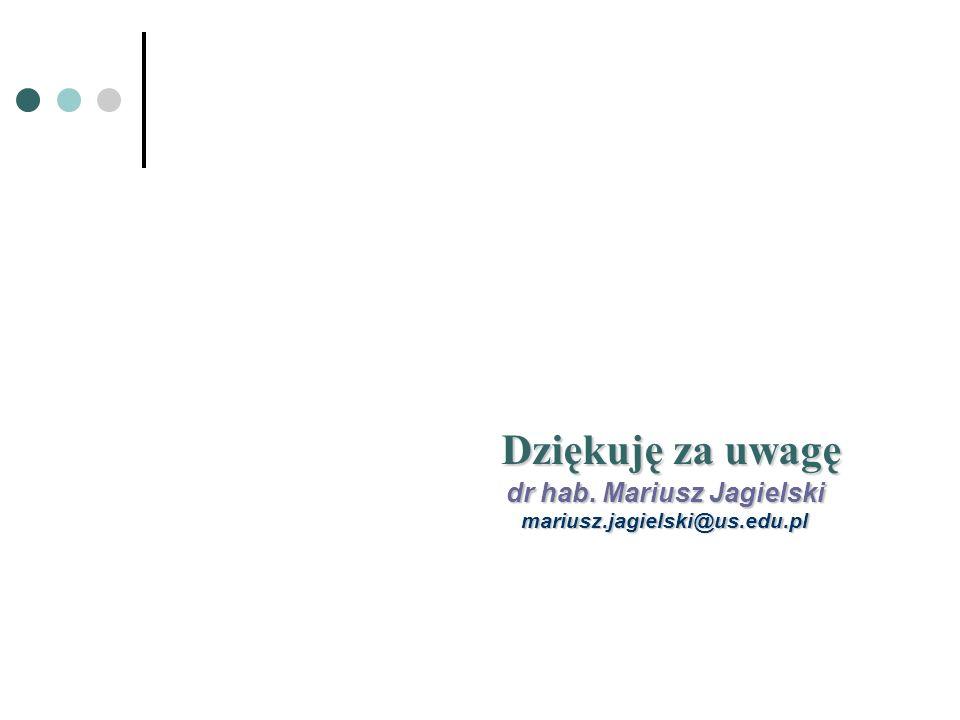 dr hab. Mariusz Jagielski