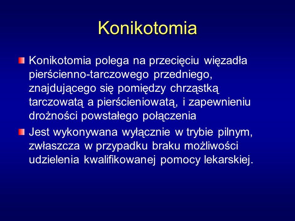 Konikotomia
