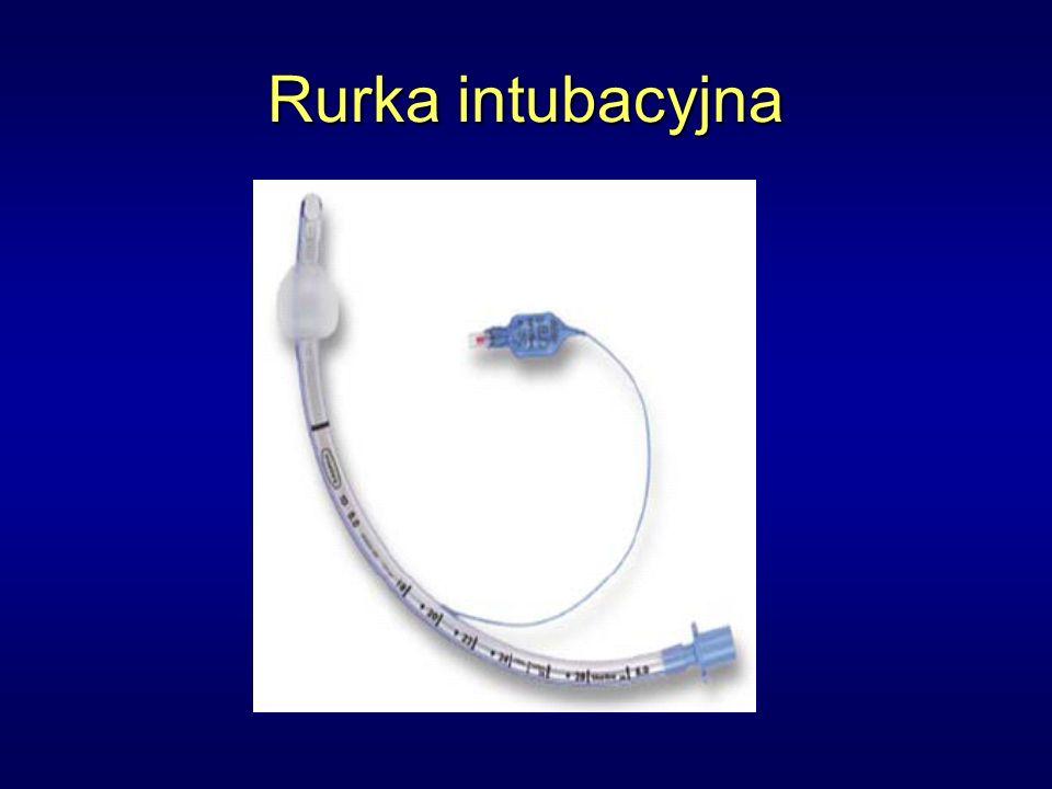 Rurka intubacyjna