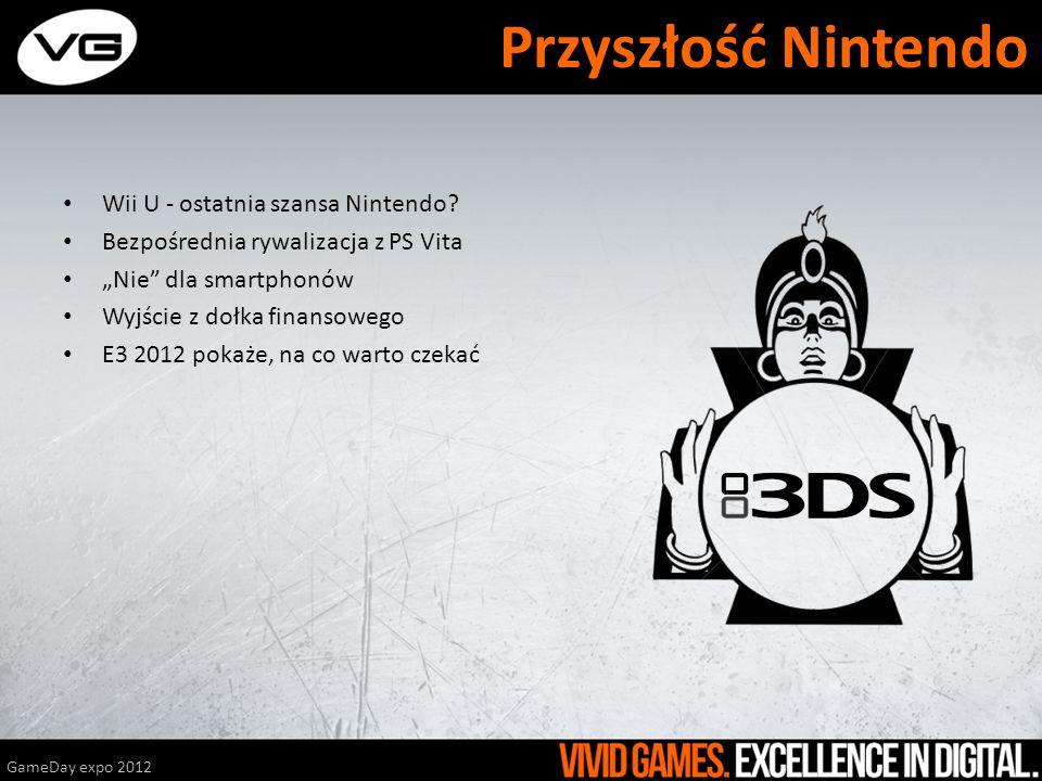 Przyszłość Nintendo Wii U - ostatnia szansa Nintendo
