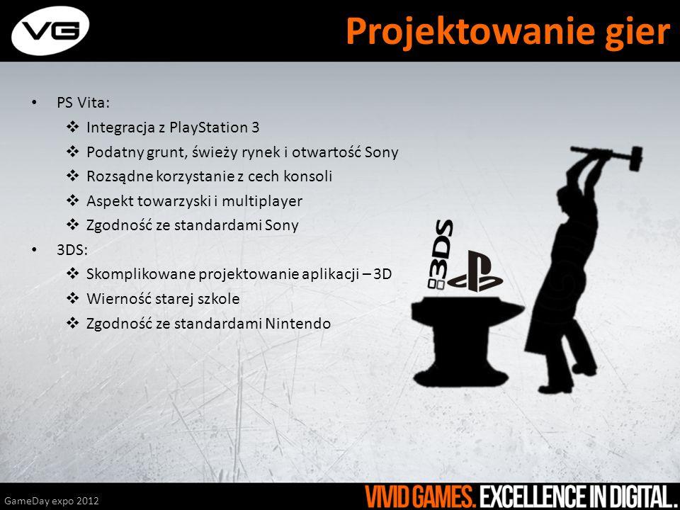 Projektowanie gier PS Vita: Integracja z PlayStation 3