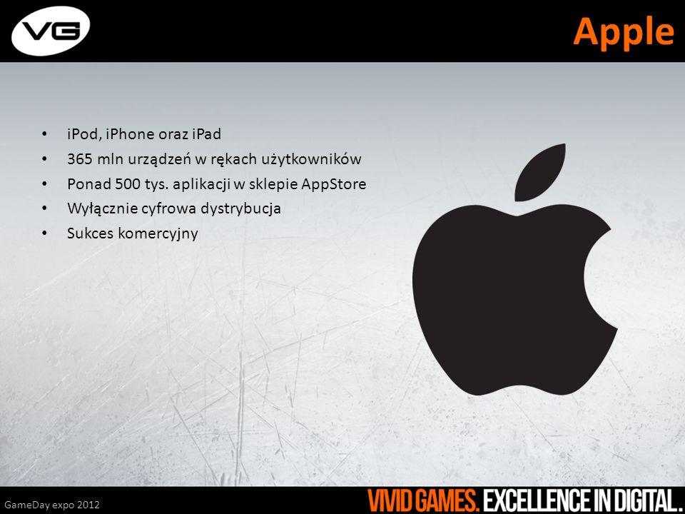 Apple iPod, iPhone oraz iPad 365 mln urządzeń w rękach użytkowników
