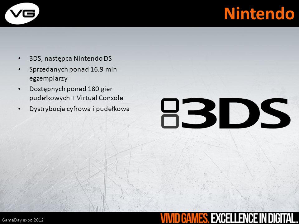 Nintendo 3DS, następca Nintendo DS